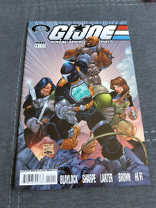 Gi Joe #12, Invincible Preview