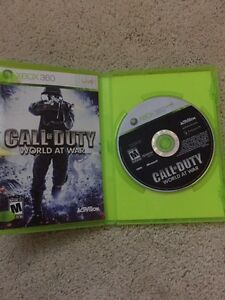 Call of duty: word at war mint condition  London Ontario image 2