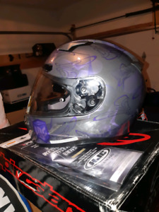 Like New HJC CL-17 Snell rated helmet. Size S