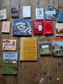 Books on Scotland, the British Isles and Europe