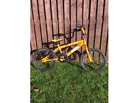 """Freespirit Trickstar BMX 18"""" wheel suitable 6-9 year old"""