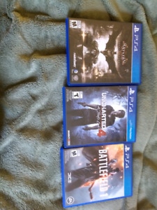 PS4 games for 5 bucks