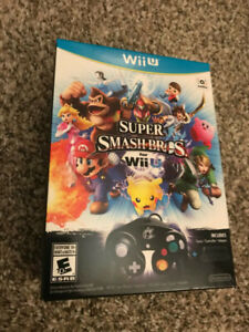 Super Smash Bros Special Edition - Brand New & Sealed - Wii U!
