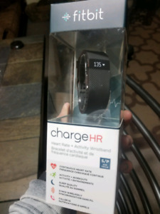 Brand New FIT BIT Charge HR