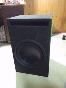 Subwoofer Alpine type R 12'' 4ohm