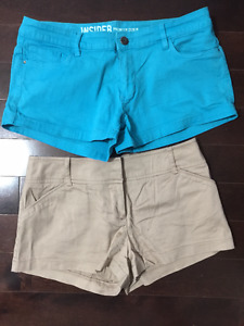 2 Pairs of Shorts for $10