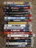 Sony playstation 3 console, games and accessories