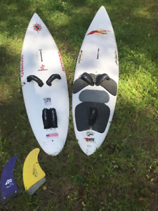 Vintage Advanced Windsurf Boards