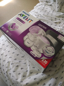 BNIB Philips Avent Double Electric Breast Pump