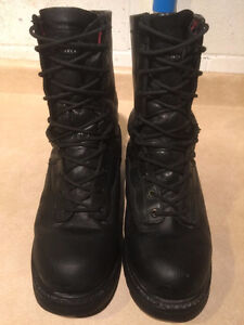 Men's Thinsulate Insulation Ultimate Viper Leather Boots Size 10 London Ontario image 2