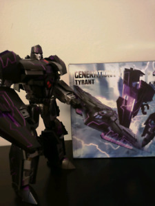 Generation Toy Tyrant Transformers IDW Megatron