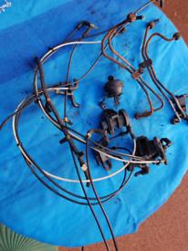 Vauxhall 2.0 dti servos vacuum / injector pipes