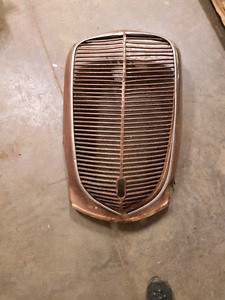1937 Ford Truck Grill and Hood