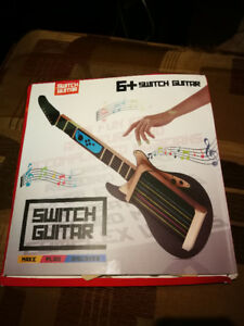 Switch Labor Guitar - import, brand new, sealed