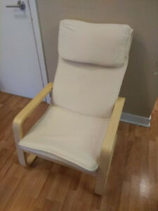 Ikea Poang Chair - Text 416-400-6479