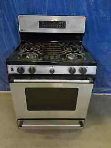 GE Gas or Propane Stainless Steel Range, Huge Eneregy Saver