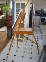 PORTABLE EASEL FOR PAINTING, BRAND NEW