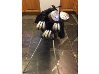 Golf clubs - Full set Wilson pro staff graphite