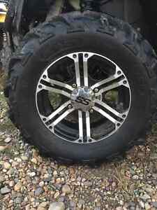 4 EUC Mud Lite XTR ATV Tires