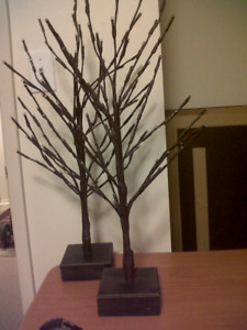 SOLD Pending pick up Mini lighted tree