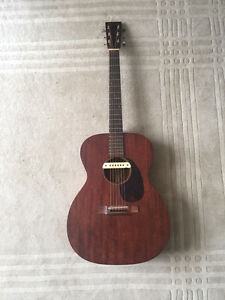Martin 000-15M with LR Baggs M1A pickup