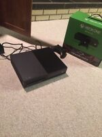 Xbox one, amazing condition!!!
