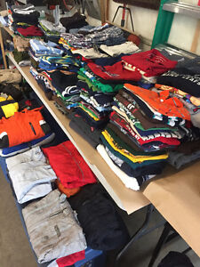 Boys clothes - sizes 3 months to 4yrs / toys/bike