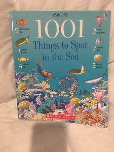 Usborne things to spot book