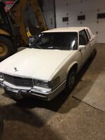 Great condition 1989 cadillac fleetwood