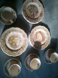 Royal Doulton Brambley Hedge and Beatrix Potter Peterborough Peterborough Area image 4