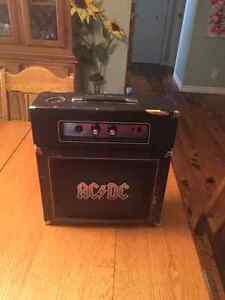 AC DC Collectible Amp