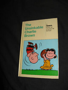 The Unsinkable Charlie Brown & Peanuts Every Sunday 2 Books in 1