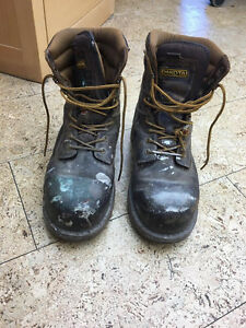 "Men's - Dakota Quad Comfort 8"" Work Boots"