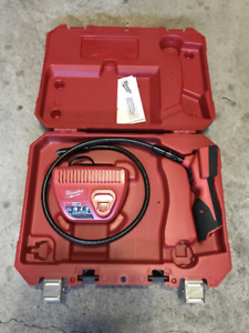 Milwaukee M-12 Inspection Scope with case and charger M-Spector