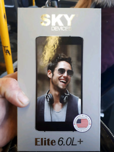 Bnib sky elite 6.0+ mobile phone