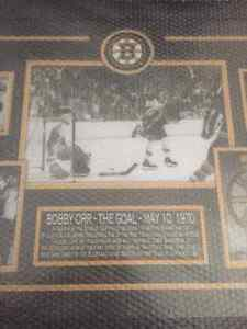 Bobby Orr Picture Frame London Ontario image 3