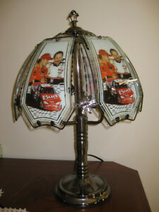 Dale Earnhardt Table Lamp