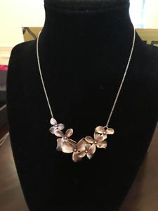 Silpada designs small necklaces