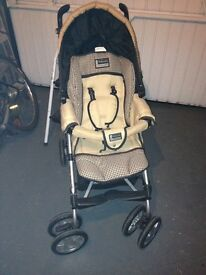 Babystyle EVO TS Pushchair (and other items)