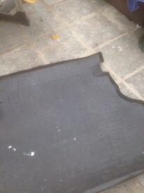 Boot liner for Toyota avensis estate