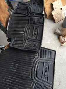 2012 Ford Focus Brand Name Winter Car Mats