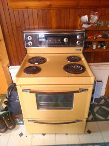Awesome clean stove $60 OBO shipping possible with fee