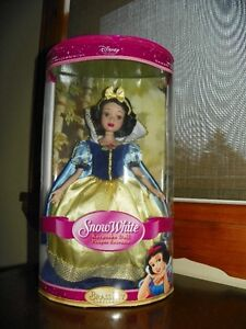 Snow White porcelain doll