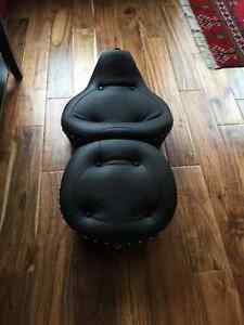 Mustang Regal One-Piece Studded Seat in Original Box