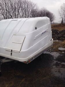 2008 toy carrier enclosed trailer
