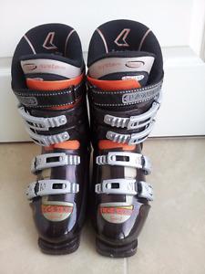 Bottes de ski alpin Lowa - unisexe 21.5 CM