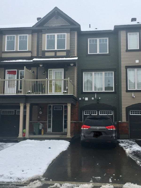 2 bed 2 bath townhome for rent in orleans | house rental | ottawa