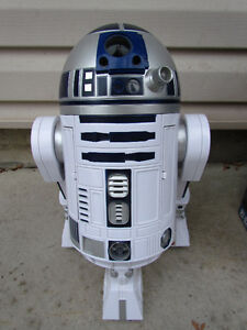 Star Wars R2-D2 Interactive Astromech Droid with Box&Instruct. Strathcona County Edmonton Area image 1