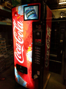 Multiple Vending Machines for Sale