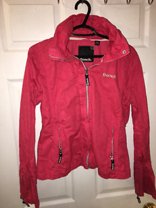 Women's Red Bench Jacket
